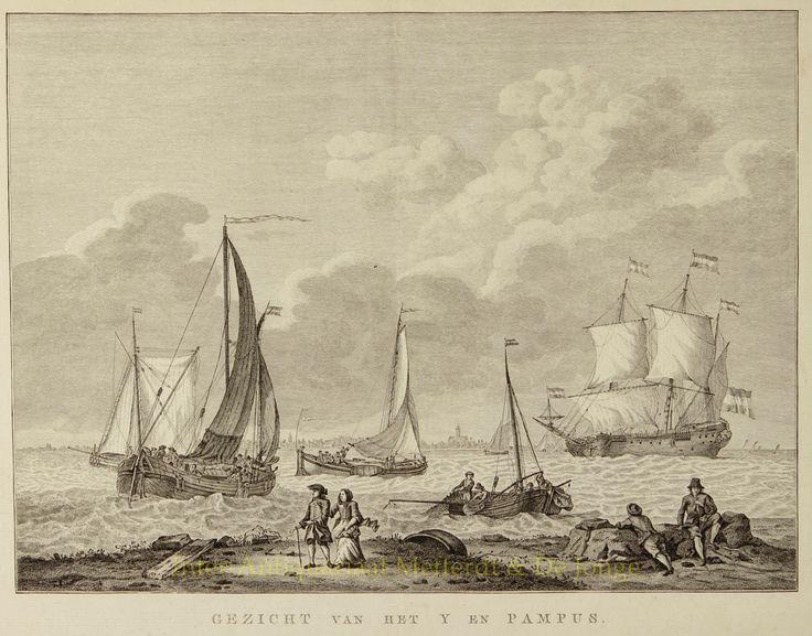 Amsterdam, Het IJ, Pampus – Matthias de Sallieth naar Abraham