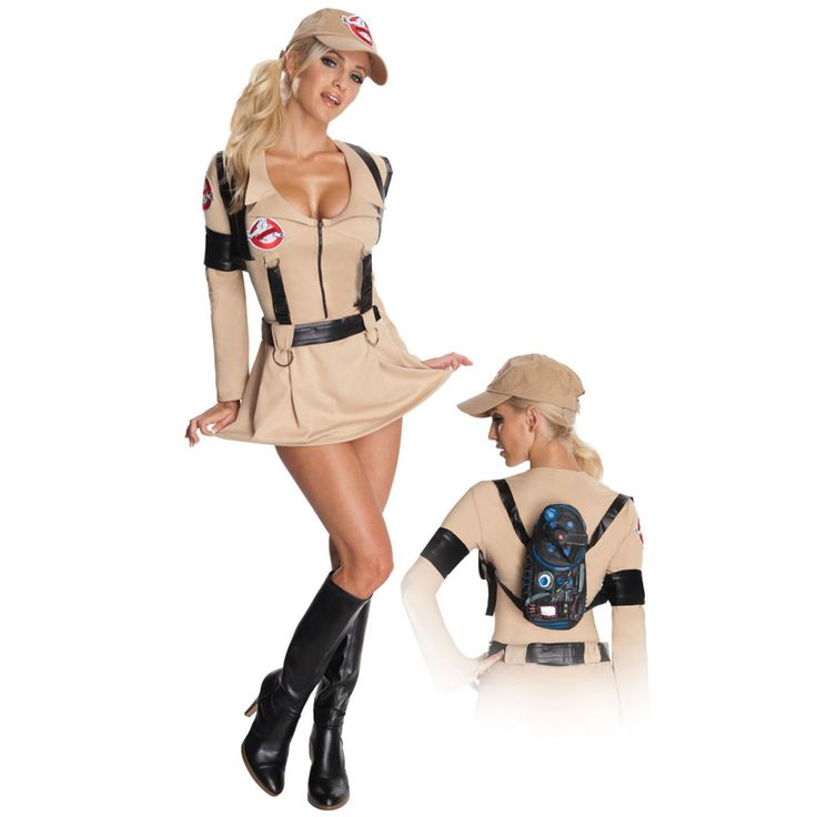 Ghostbusters Sexy Adult Costume - $39.99