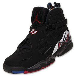 Mens Air Jordan 8 Retro Basketball Shoes