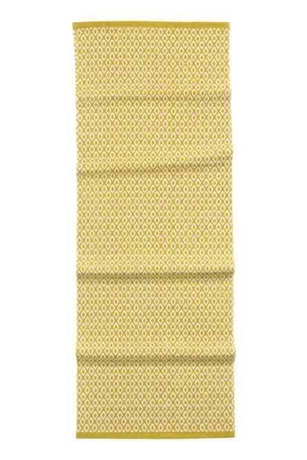 Tapis en coton avec motif