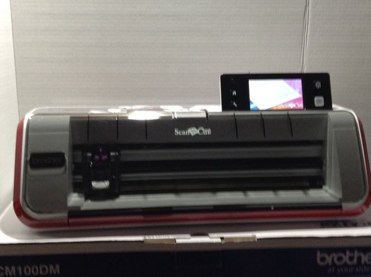Like new brother cut and scan-vinyl cutter in Fort Wright - letgo