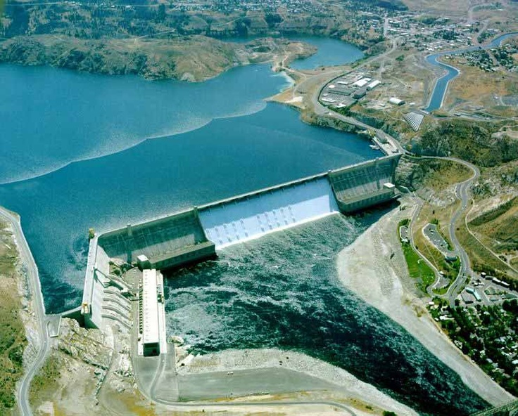 Grand Coulee Dam, WA: Washington State, Favorite Places, Columbia River, Coulee Dam, Grand Coulee, Travel, U.S. States