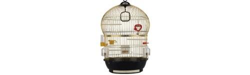 Jaulas e incubadoras para pájaros al mejor precio en la tienda de mascotas online Wakuplanet.com