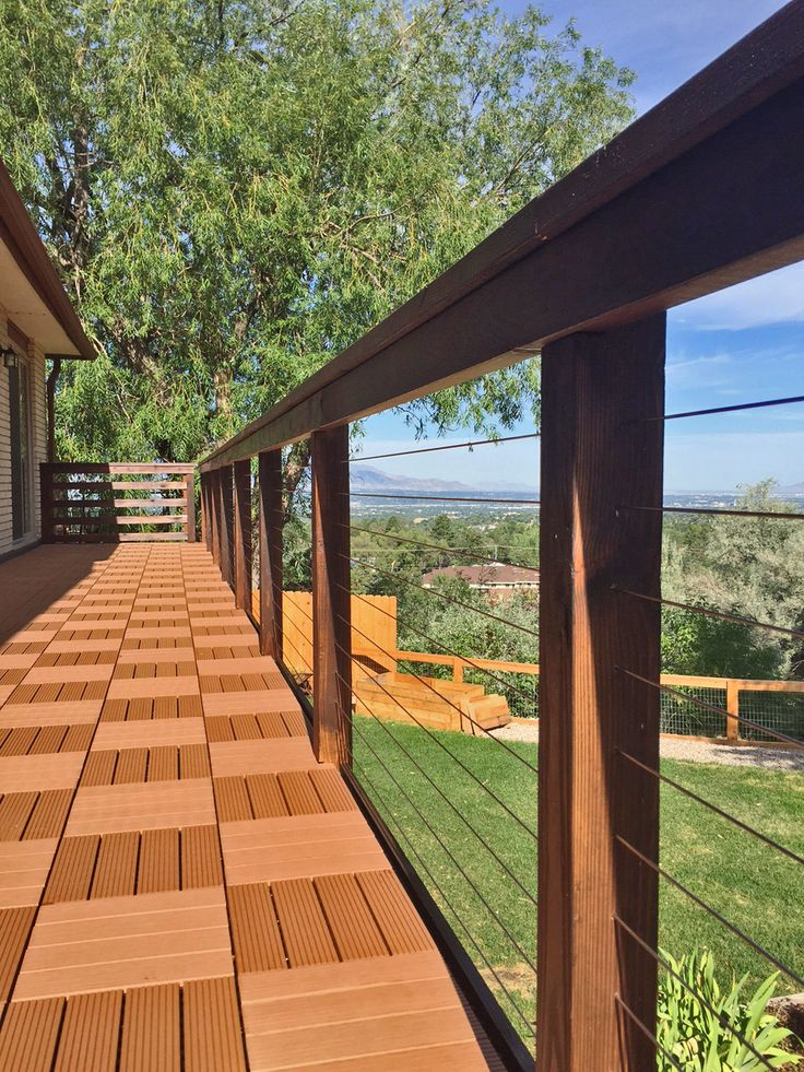 Best 87 Best Cable Railing Systems By Crd Images On Pinterest 400 x 300