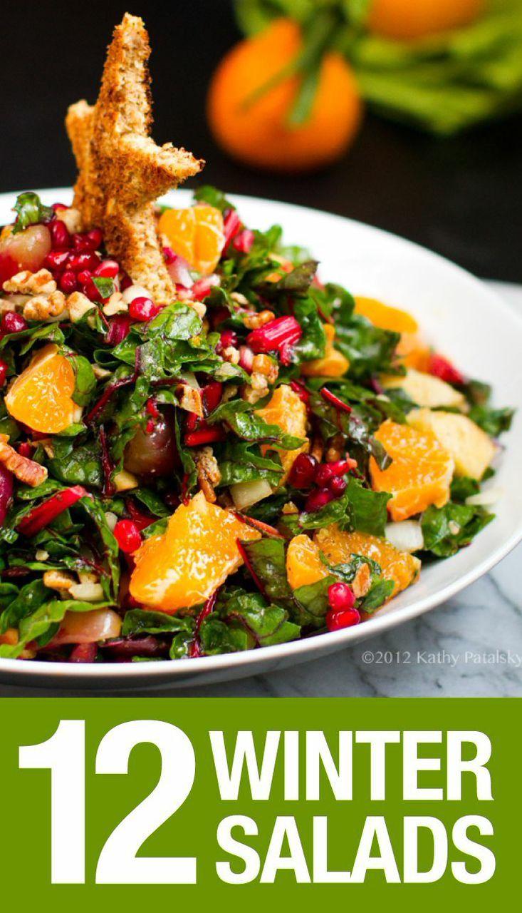 12 skinny salads we love!