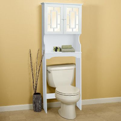 Hazelwood Home 24  x 68  Over the Toilet Cabinet   Reviews   Wayfair. Best 25  Over the toilet cabinet ideas only on Pinterest