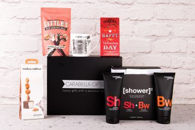 The perfect gift for the man you love this valentines day https://carabellagifts.com/shop/youre-just-my-type-hamper/
