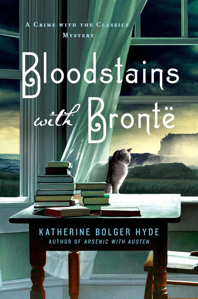 Classic novels and crime solving intertwine in Katherine Bolger Hyde's charming series.