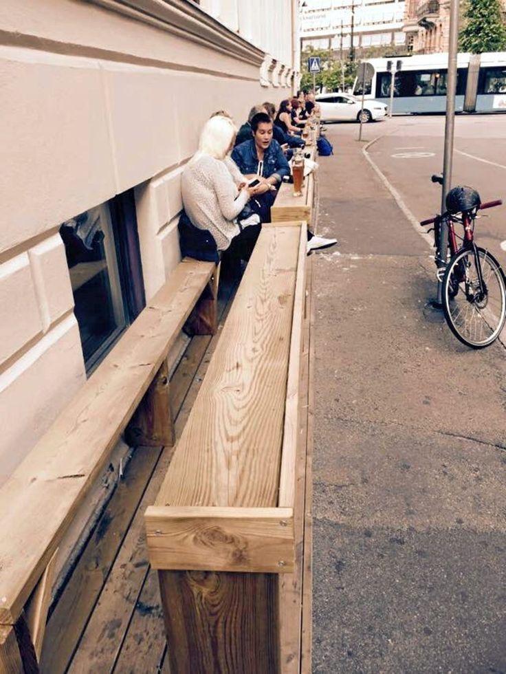 Billedresultat for gademøbler