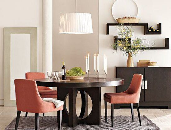 17 best images about dining room shelving on pinterest for Dining room shelves