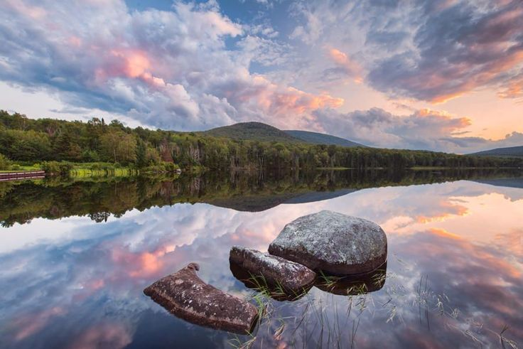 Cloud Mirror by Michael Blanchette on 500px