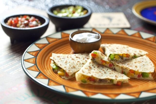 Craving for Quesadillas? You've reached the right spot!  Chef Vikas Seth shares his special recipe for you to experience the true flavors of Mexico.