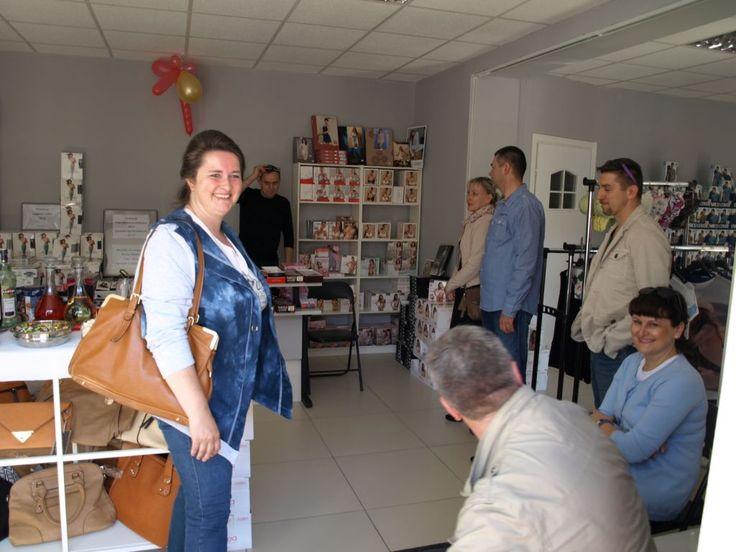 Dziękujemy wszystkim przybyłym! ;) Zapraszamy na Nadrzeczną 29 w Ciechanowie.