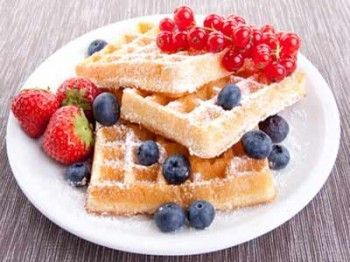Low Carb Waffeln