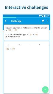 Encode: Learn to Code- screenshot thumbnail