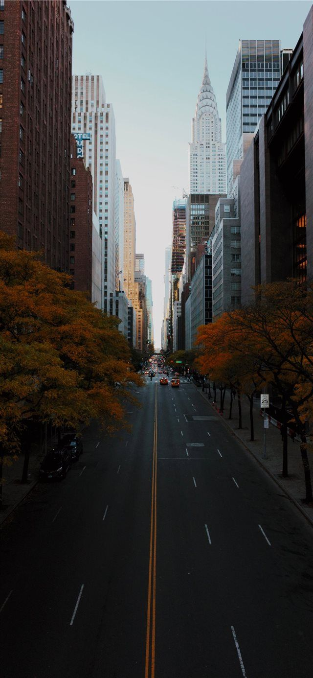 Tudor City Place New York United States Iphone X Wallpaper Tumblr
