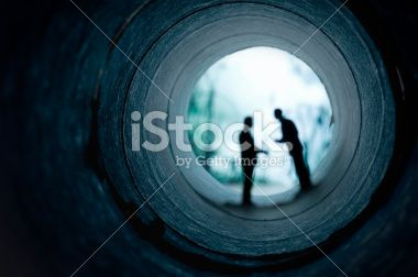 Business Underworld Royalty Free Stock Photo