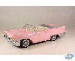 Cadillac Eldorado 1955 (rose), Michel Aroutcheff