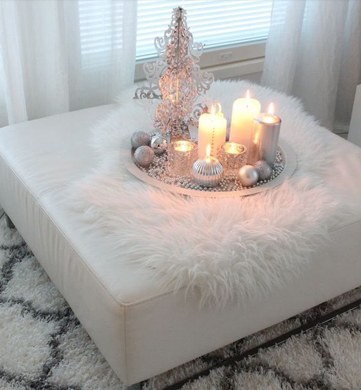 winter home decor inspiration - Home Decor Inspiration