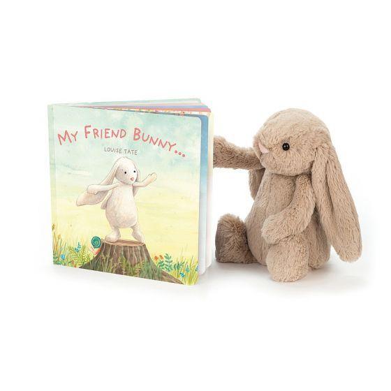 Jellycat Storybook - My Friend Bunny Book