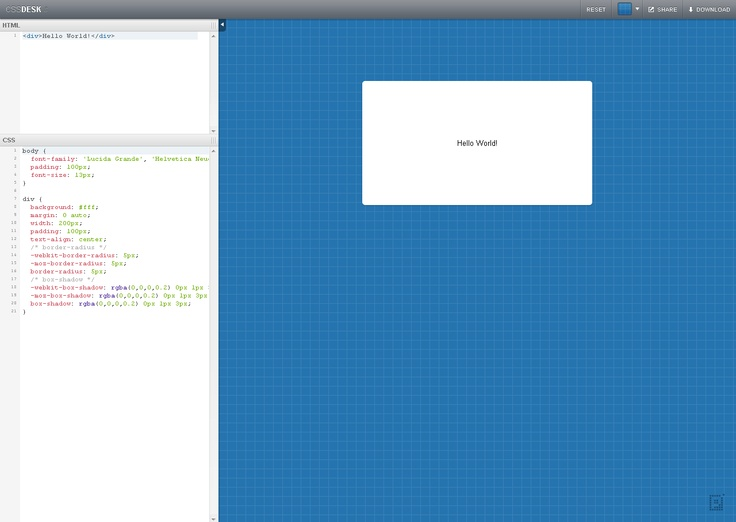 how to use live css editor