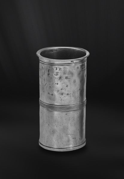 Pewter Measuring Beaker - Capacity: 10 cl - Diameter: 4,5 cm (1,8″) - Height: 8 cm (3,1″) - Food Safe Product - #pewter #measuring #beaker #peltro #misurino #zinn #messbecher #étain #etain #bécher #mesure #vase #peltre #tinn #олово #оловянный #drinkware #barware #tableware #dinnerware #table #accessories #decor #design #bottega #peltro #GT #italian #handmade #made #italy #artisans #craftsmanship #craftsman #primitive