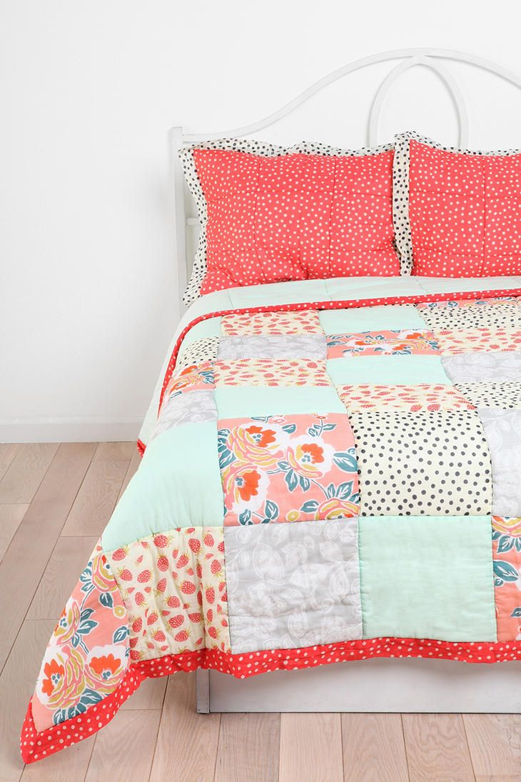 In Case Your Bed Needs Cheering Up Urbanoutfitters