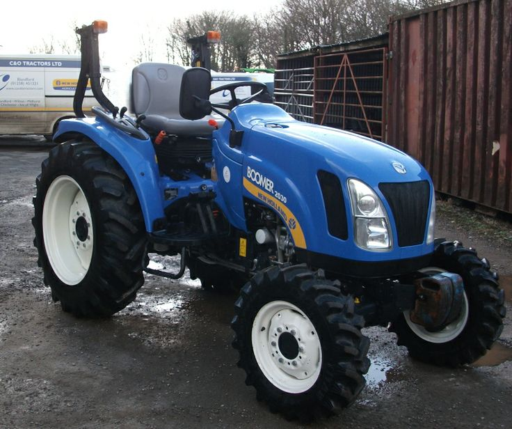 New Compact Tractor : Best images about new holland tractors on pinterest