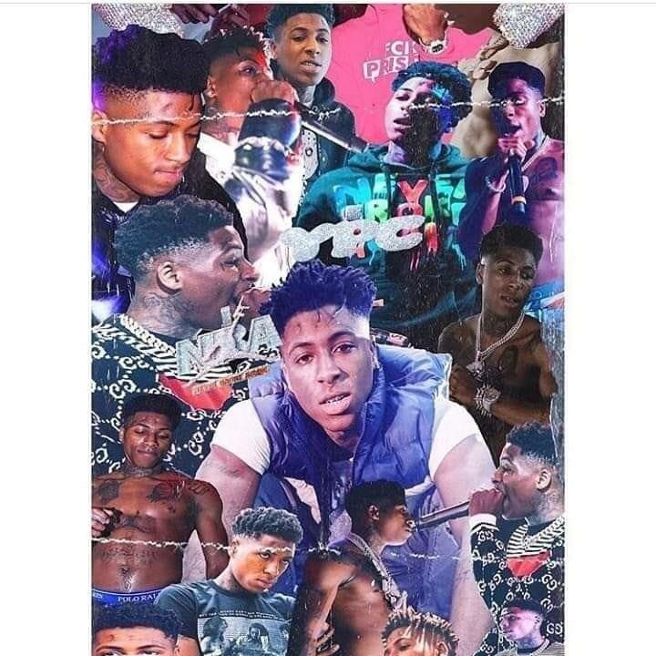 Nba Youngboy Wallpaper Localbaddie In 2020 Cartoon Wallpaper Iphone Rapper Art Iphone Cartoon