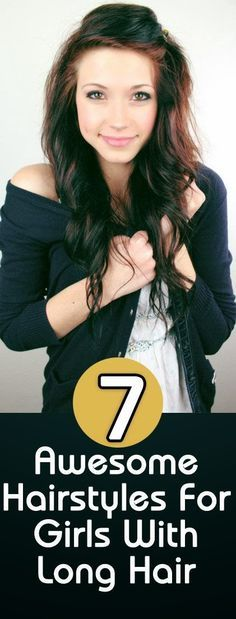 PinTutorials: 3 Tips For Growing Healthy Long Hair As Quickly As Possible