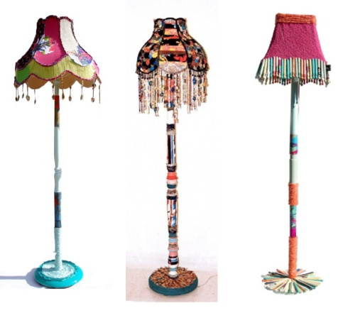 Make your Christmas gift last until the Spring with a workshop from Debbie Bryan's Design Room - Lucy Renshaw lamp workshop, May 2013. http://debbiebryan.blogspot.co.uk/2012/12/make-your-christmas-gift-last-until.html