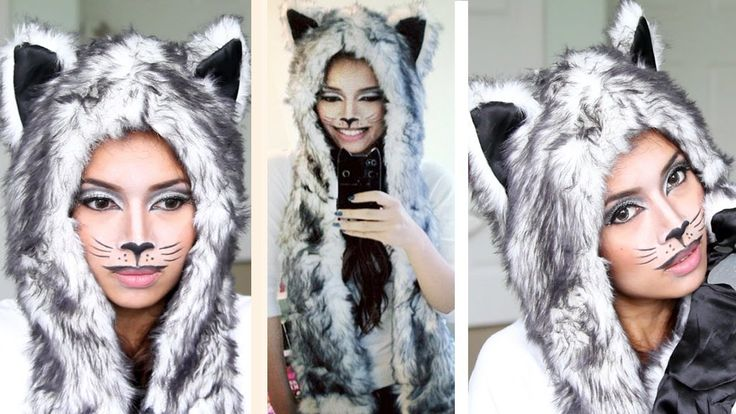 Cat Makeup  [VIDEO TUTORIAL] =^.^=