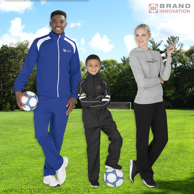 Tracksuits South Africa, Team Tracksuits and Unisex Tracksuits Branded with Logo in Johannesburg, Cape Town