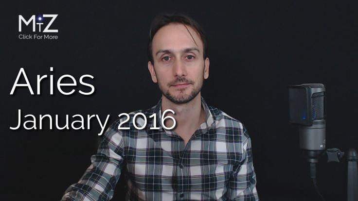 Aries Horoscope January 2016 - Sidereal Astrology