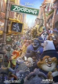 Zootopia (2016) Hindi Dubbed HD Watch