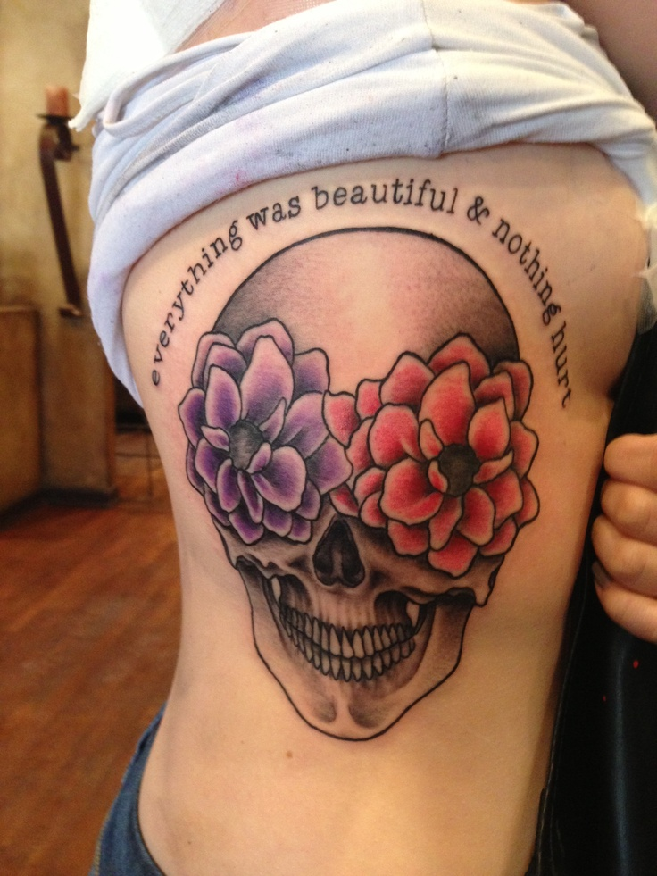 Everything Was Beautiful And Nothing Hurt Kurt Vonnegut