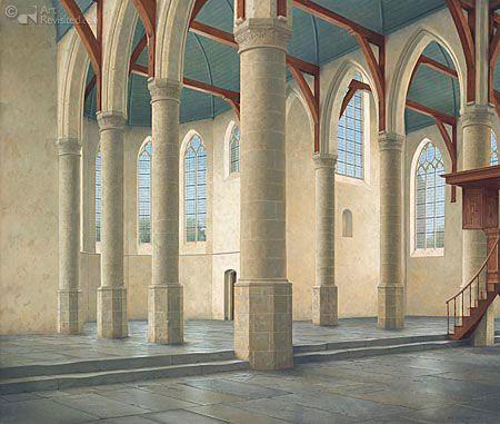 Int. St. Michaëlskerk Oudewater