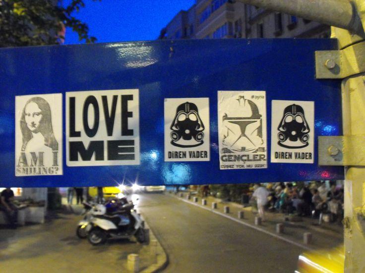 Cihangir  #ayna #darthvader #stormtrooper #monalisa #loveme