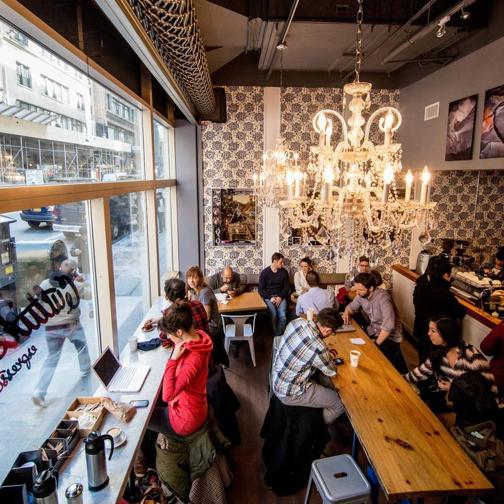 The 10 Best Coffee Shops in NYC