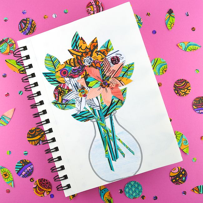 so you colored now what five creative ideas for transforming finished color book pages