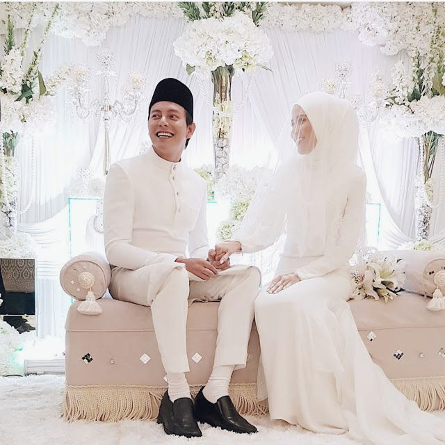 Wedding Nikah Simple Backdrop Decoration Muslim: 1000+ Images About Hijab Wedding On Pinterest