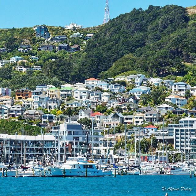 Nothing beats Wellington on a good day!  The Wellington waterfront is easily accessible from Piermont Apartments.  John Kettle - Wellington Real Estate Agent, Apartment Specialist - http://www.tommys.co.nz/head-office/agent/john-kettle