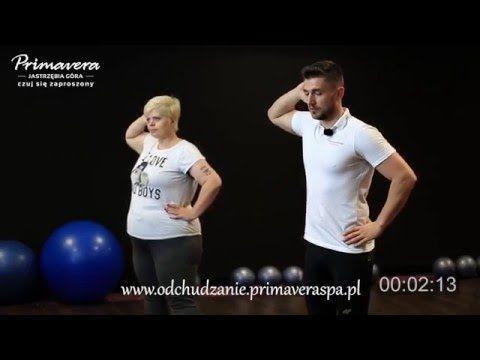 Primavera - 8 minutowy trening cardio - YouTube