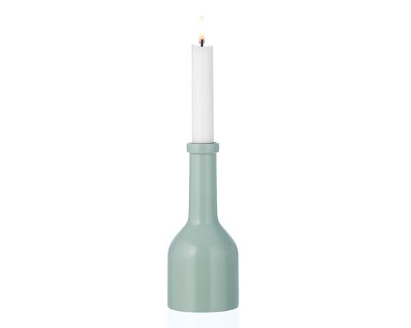 ferm living - eleganter Kerzenständer aus Holz