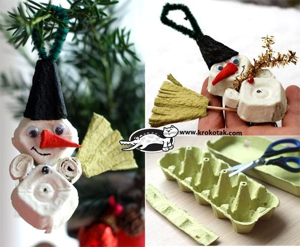14 Wonderful DIY Christmas Decorations