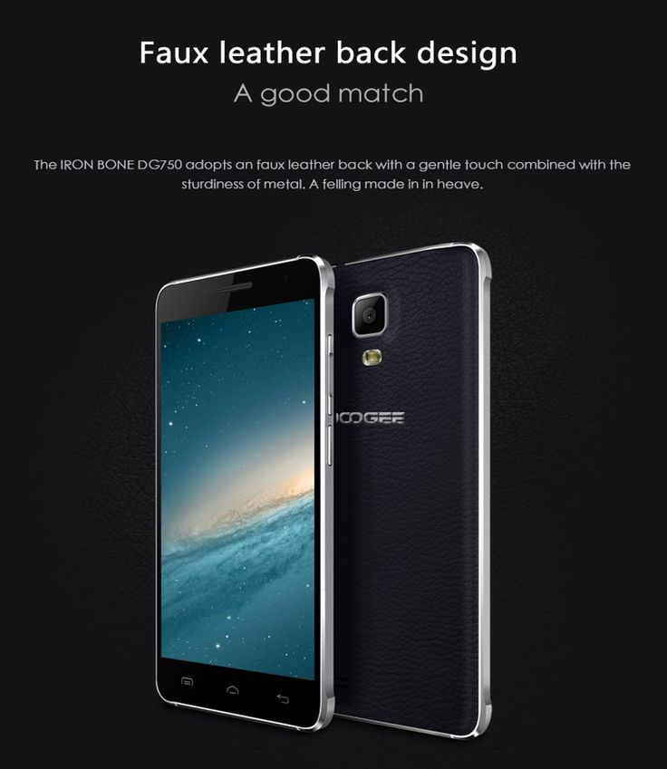 Now you can order DOOGEE IRON BONE DG750 4.7-inch MTK6592M 1.4Ghz Octa-core Smartphone at banggood.com.More new arrivals will be shared with you!