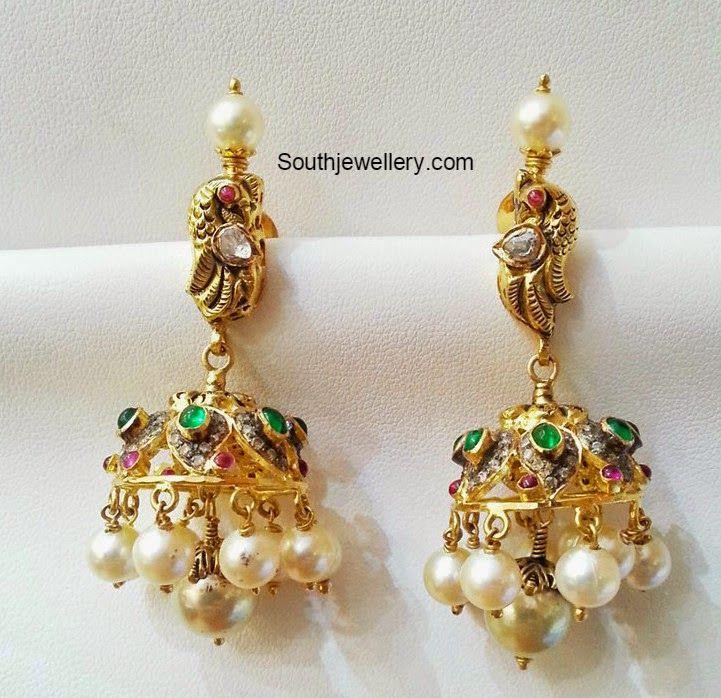 14 best jewellery images on Pinterest   Indian jewellery design ...