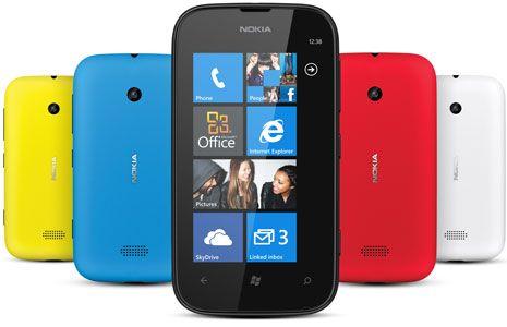 Nokia Lumia 510 - Lux-Case.fi