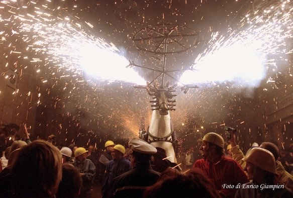 Cavallo di Fuoco - The Fire Horse of Ripatransone