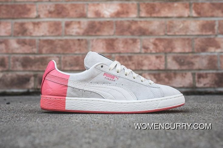 """https://www.womencurry.com/staple-x-puma-suede-star-white-pigeon-grey-pink-discount.html STAPLE X PUMA SUEDE """"STAR WHITE"""" PIGEON GREY PINK DISCOUNT Only $88.22 , Free Shipping!"""